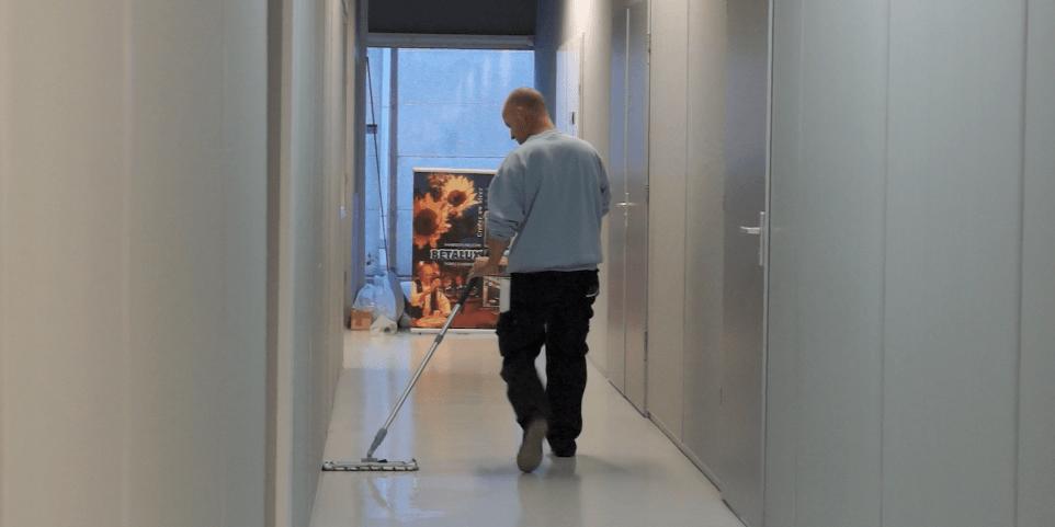 Schoonmaakbedrijf uit Veenendaal
